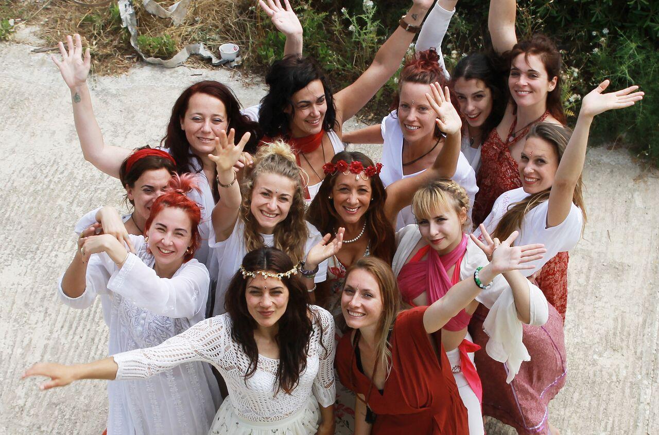 Goddess Retreat Malta   Lyonne