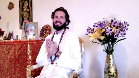 Satsang in Malta - Master Mindo Damalis