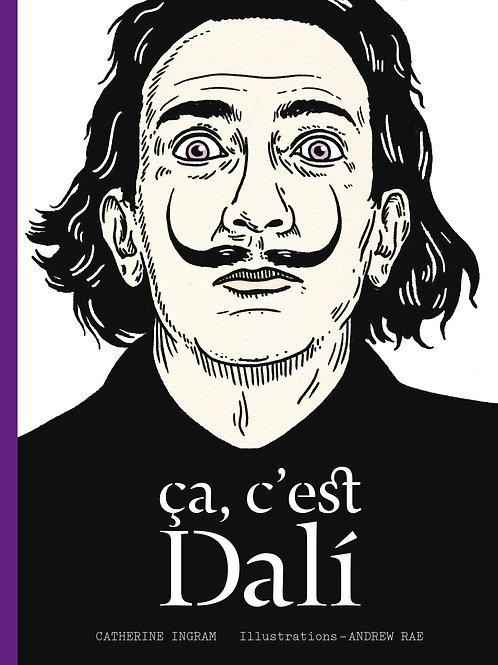 Livre Ça c'est Dali