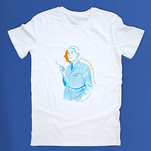 T-shirt Le Gainsbourg - L'Amer Supérieur