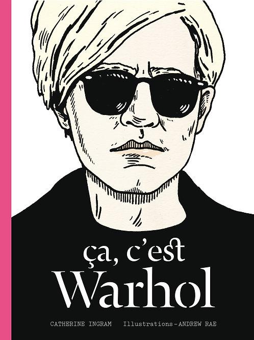 Livre Ça, c'est Warhol