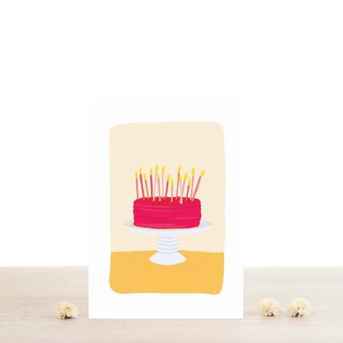 Carte postale Raphael - Atelier Bobbie