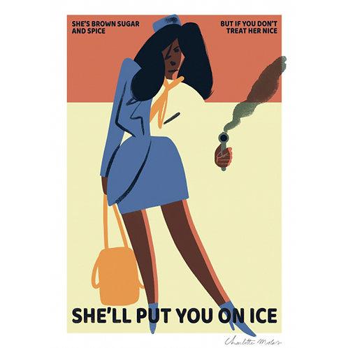 Brown Sugar - Charlotte Molas - Sergeant Paper