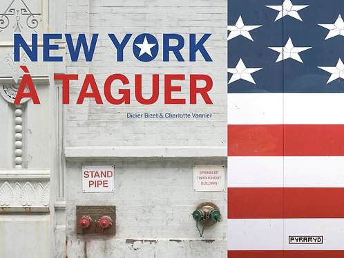 Livre New-York à taguer