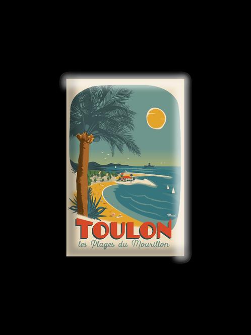 Magnet Toulon, Le Mourillons - Marcel Travel