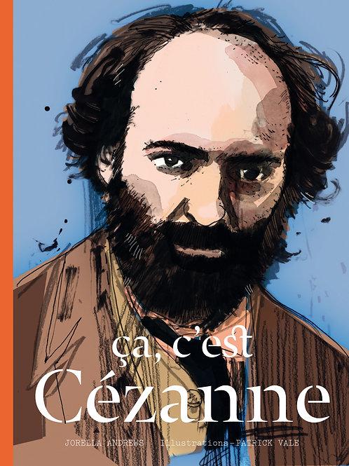 Livre Ça c'est Cézanne