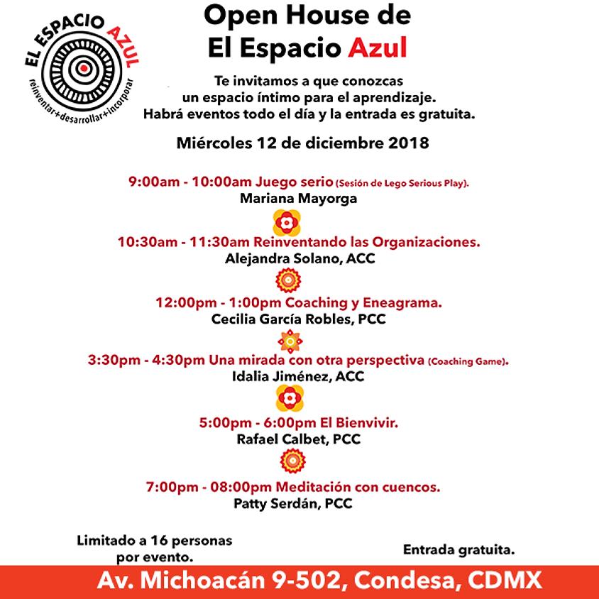 Open House El Espacio Azul (1)