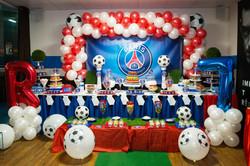 L'anniversaire PSG de Raphael