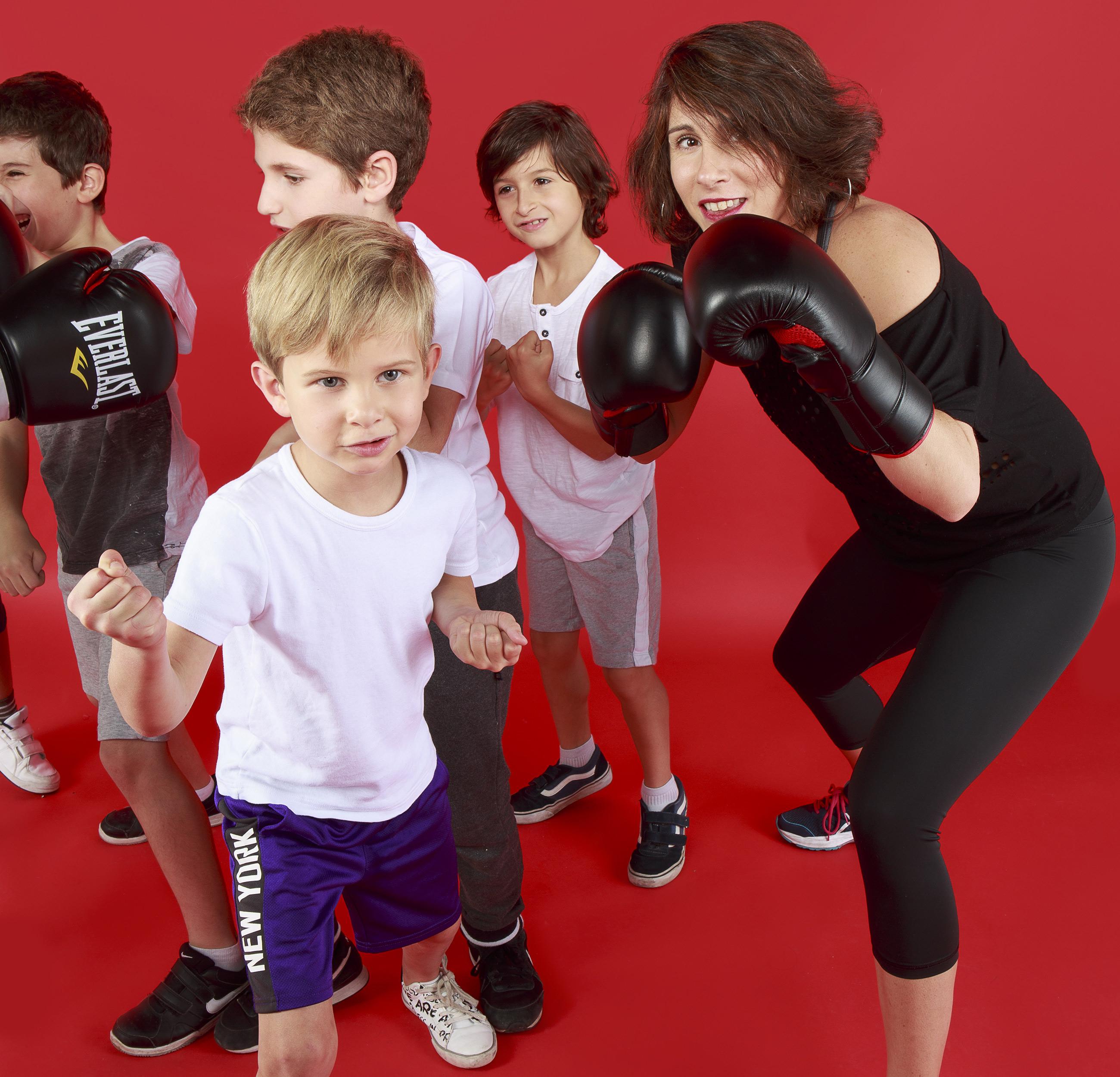 Atelier Boxe enfant