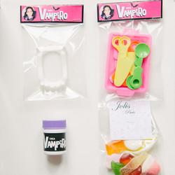 Exemple de goodies Chica Vampiro