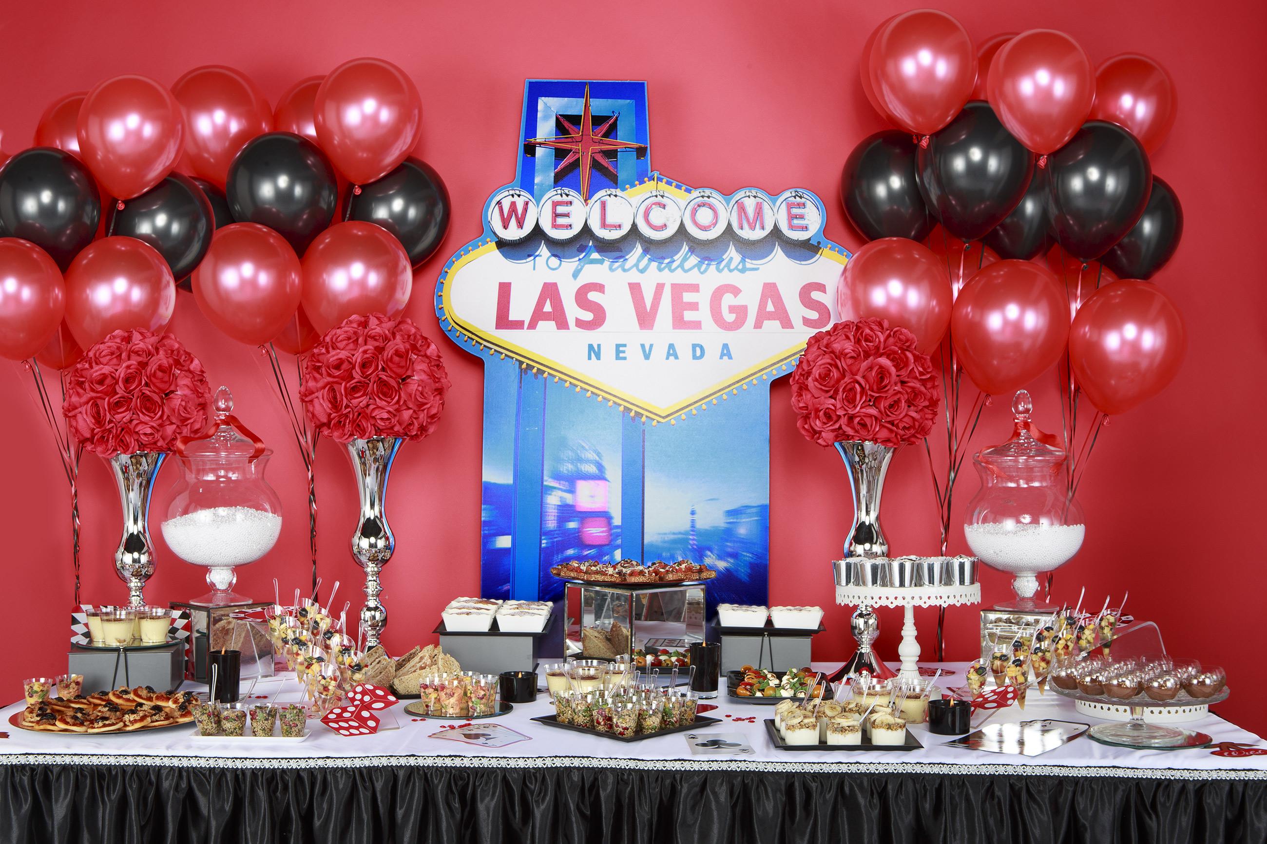 L'anniversaire Las Vegas