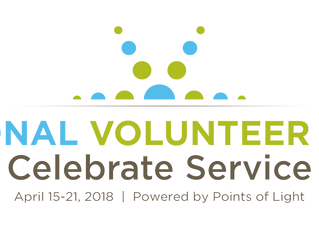 Observe National Volunteer Week and Find the Time to Do Something