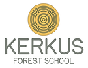 Kerkus Forest School logo