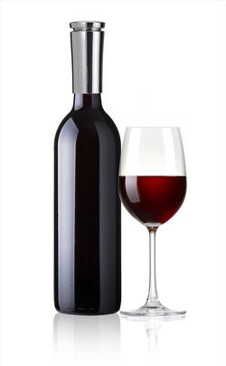 VINAER Wine Aerator on Bottle