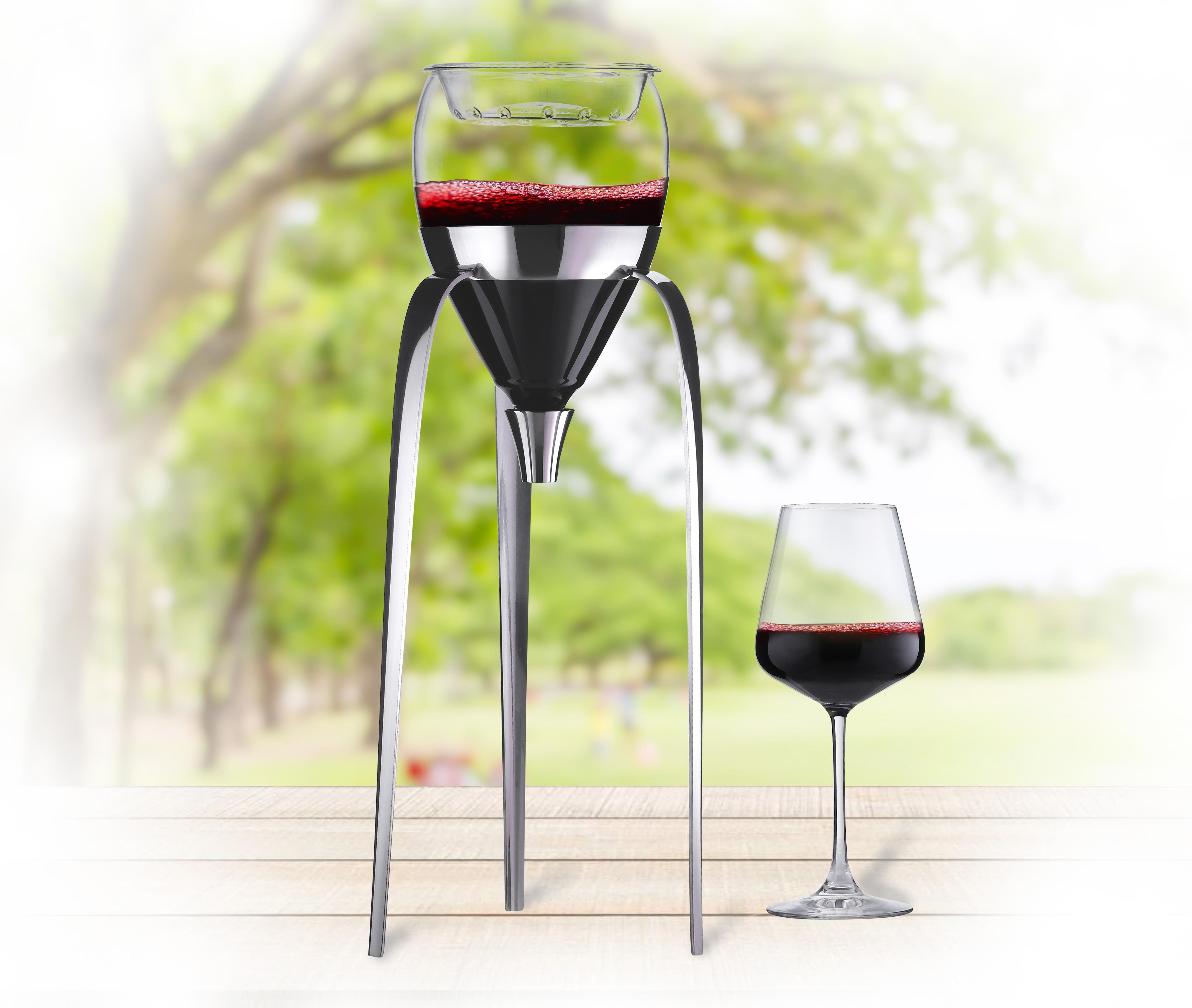 Vortex Somm and glass