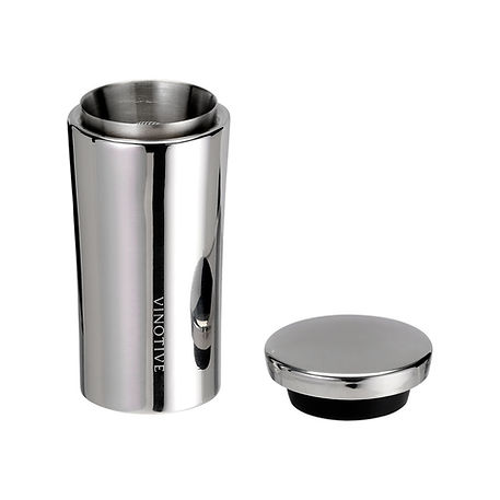 Vinaer Wine Aerator Polished