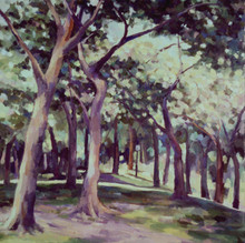 Central Park, Trees