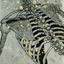 Dana as Spine (Detail)