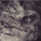 Untitled (Women with Sardines)