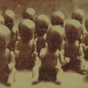 Untitled (Plastic Babies 1)
