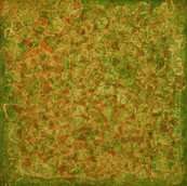 "Etching, Aquatint, 8-1/2""x8-1/2"", 2003"