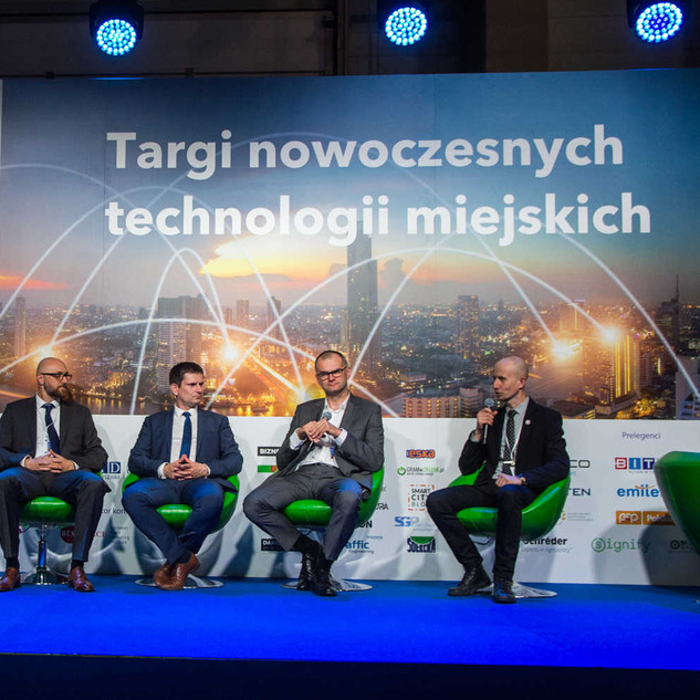 Targi Smart City Expo Poland