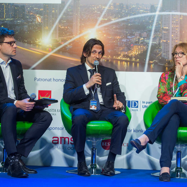 Targi Smart City Expo Polandeco data Targi Smart City Expo Poland