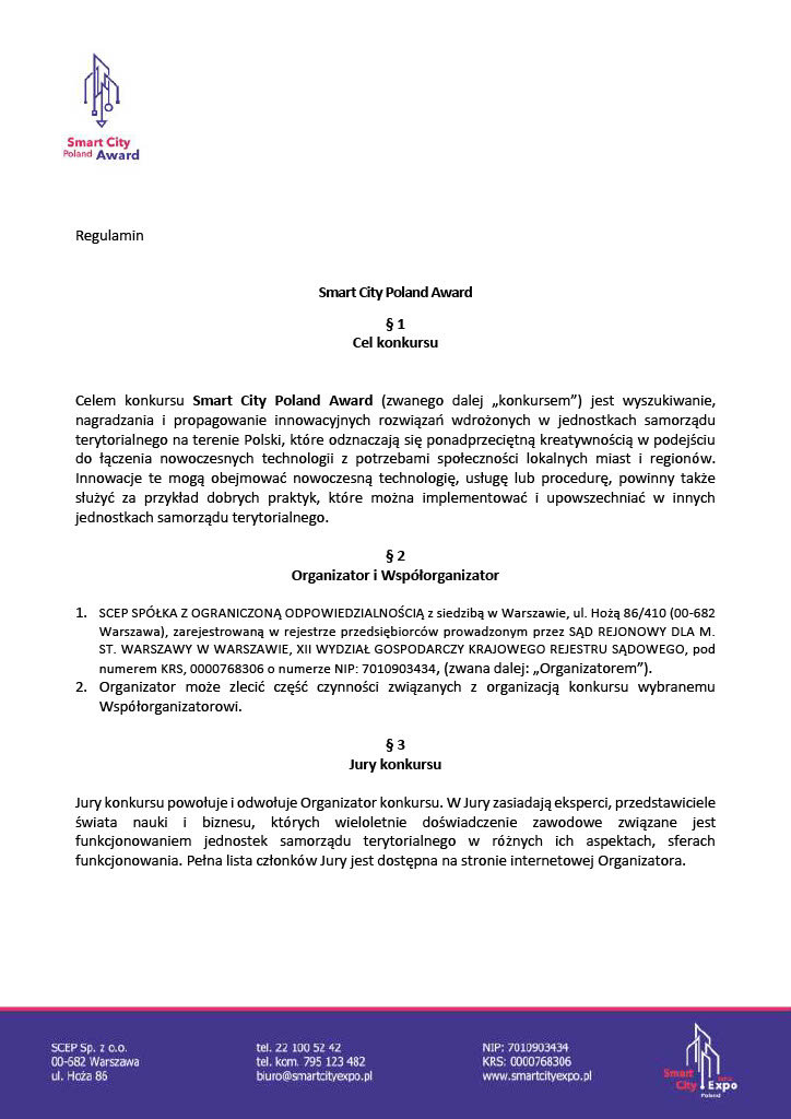 Regulamin konkursu _ Smart City Poland Award_20211024_1.jpg