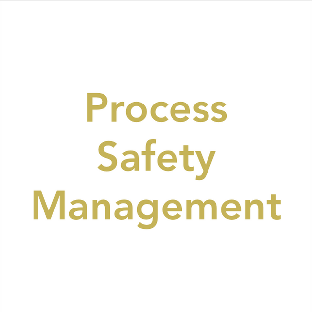 Process Safety Management