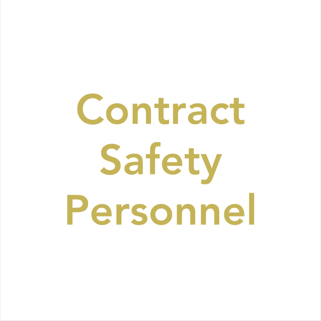 Contract Safety Personnel