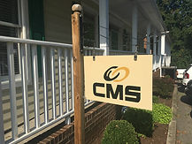 CMS Office Sign