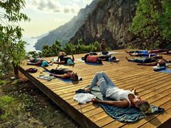 Yoga i Italien