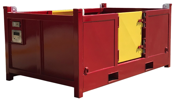 SmartLift Cargo Container