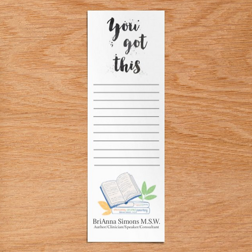 You Got This Bookmark