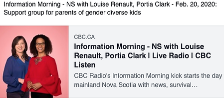 cbc.ca SupportGroup fr Gender Divese Kids