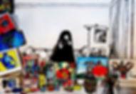 ilustration fille bijoux chambre encre promarker couleurs girl art