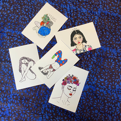 Pack surprise         (5 cartes)