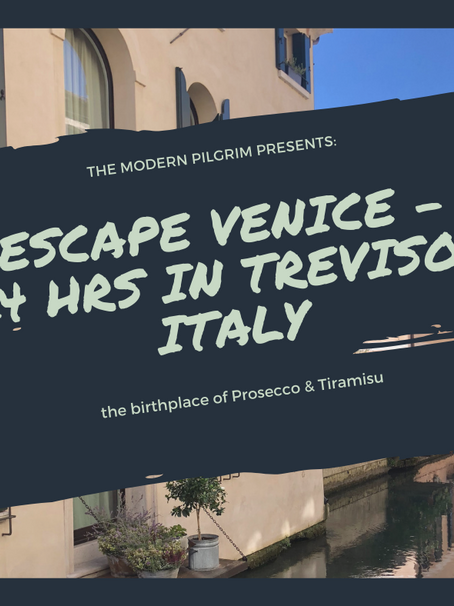 Escape Venice - 24 hours in TREVISO