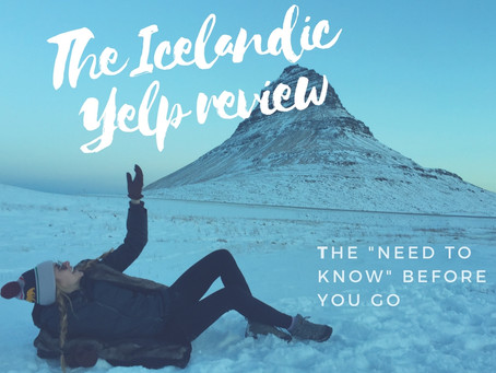 The Iceland Yelp Review