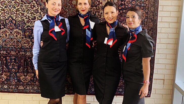 Ready for take–off? Not so fast.. Welcome to Flight Attendant Academy.