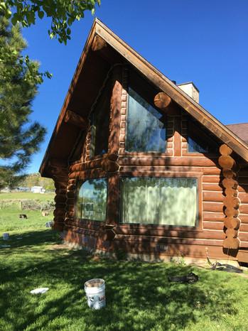 Cabin Restoration