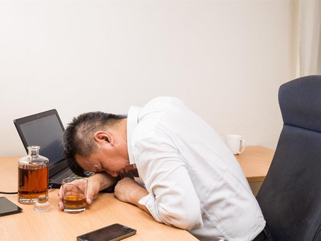 Alcohol limits in the workplace