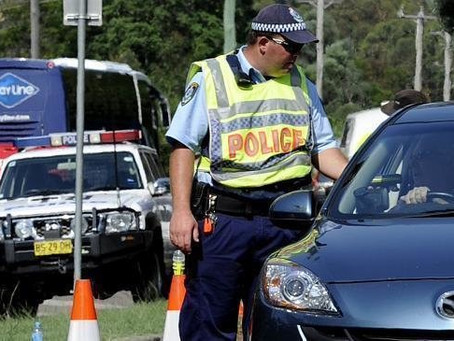 Do police test for impairment or drug presence?