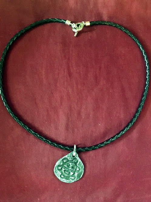 The Sun of Jayuya necklace for man