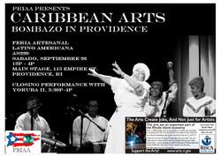 Bombazo in Providence #2
