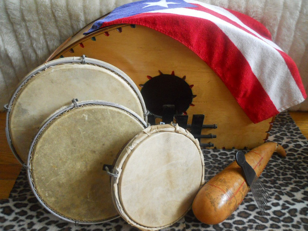 Traditional Plena Music