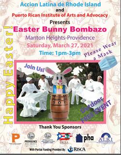 Easter Bunny Bombazo