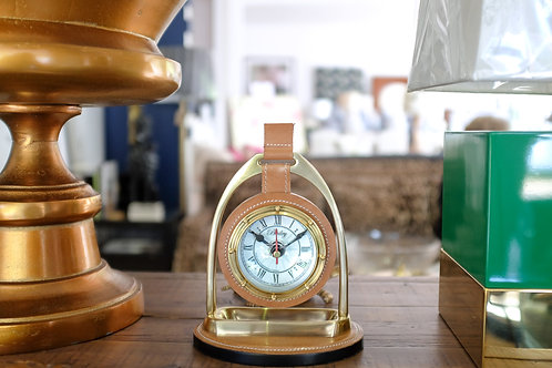 Equestrian Clock & Compas