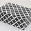 Thumbnail: Black & White Diamond Print Box