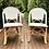Thumbnail: White Bistro Chairs